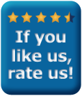 Rating Logo Image For Southampton, PA A/C Repair - Christian Heating and AC