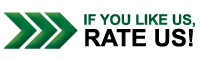 Green arrow to rate Baker Insurance